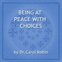 Being at Peace with Choices mp3